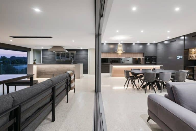 Interior and exterior Decorative Concrete Flooring- Polished Concrete Perth- DS Grinding